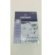 Bloco Imagine 200gr 50fls (Canson)