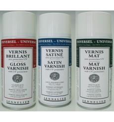 Verniz Universal Sennelier Spray 400 ml