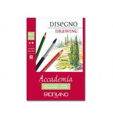 Bloco Fabriano Accademia Desenho Drawing