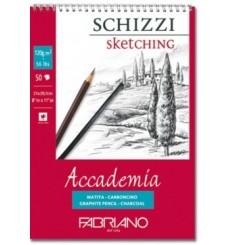Bloco Fabriano Accademia Schizzi